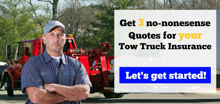 Wrecker insurance quotes